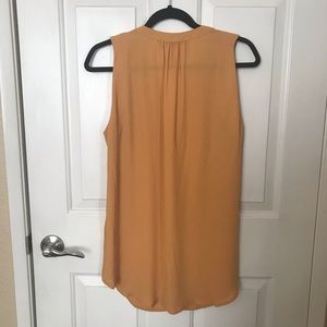 3/$10 Yellow Sleeveless Tunic